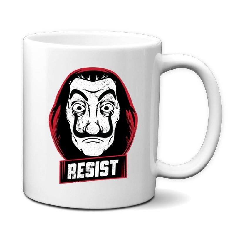 Resist Bögre