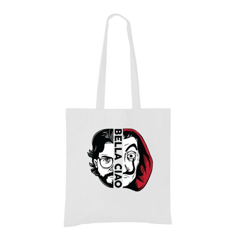 Bella Ciao Professor Bevásárló táska
