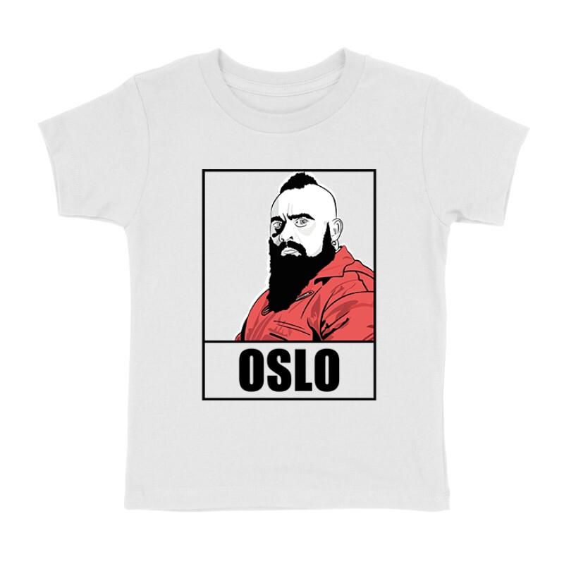 Oslo Minimal Gyermek póló