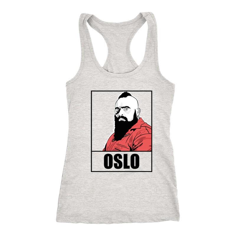 Oslo Minimal Női Trikó