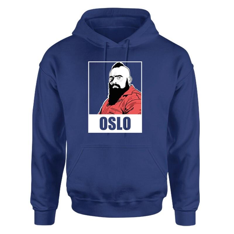 Oslo Minimal Unisex pulóver