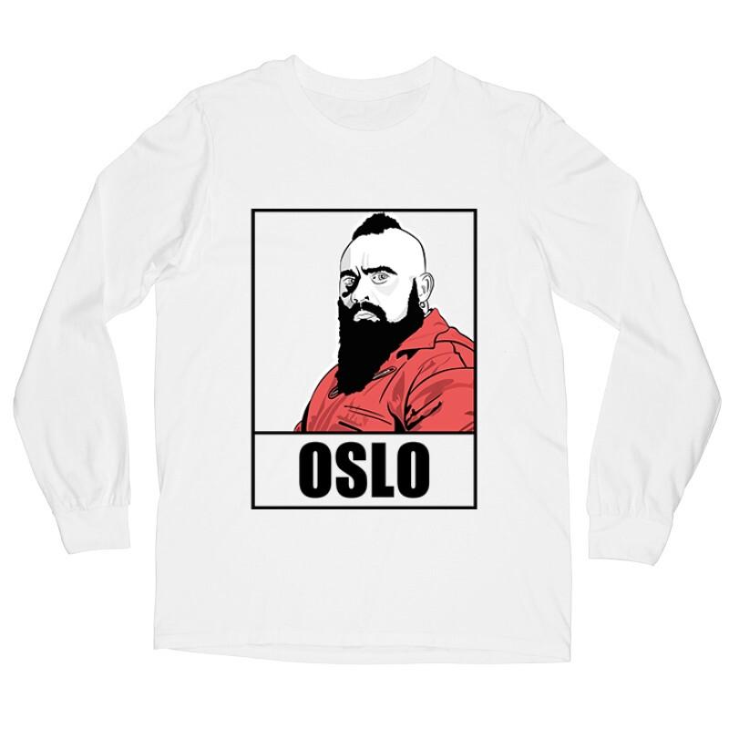 Oslo Minimal Hosszú ujjú póló