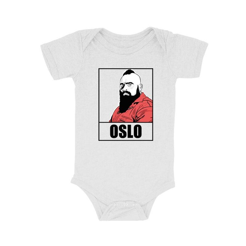 Oslo Minimal Bébi body