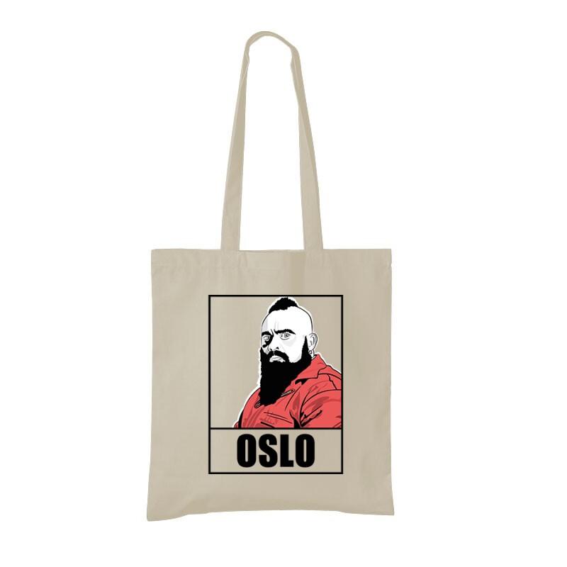 Oslo Minimal Bevásárló táska