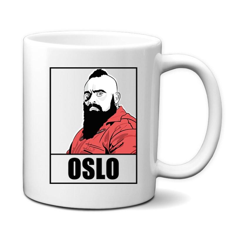 Oslo Minimal Bögre
