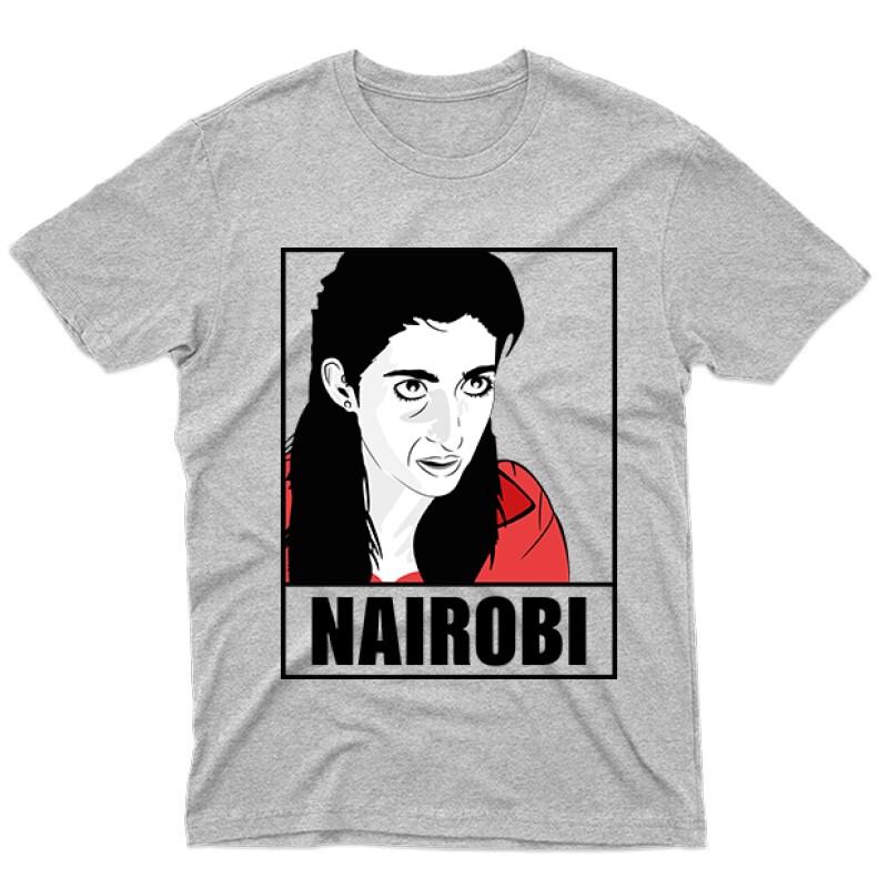 Nairobi Minimal Férfi póló