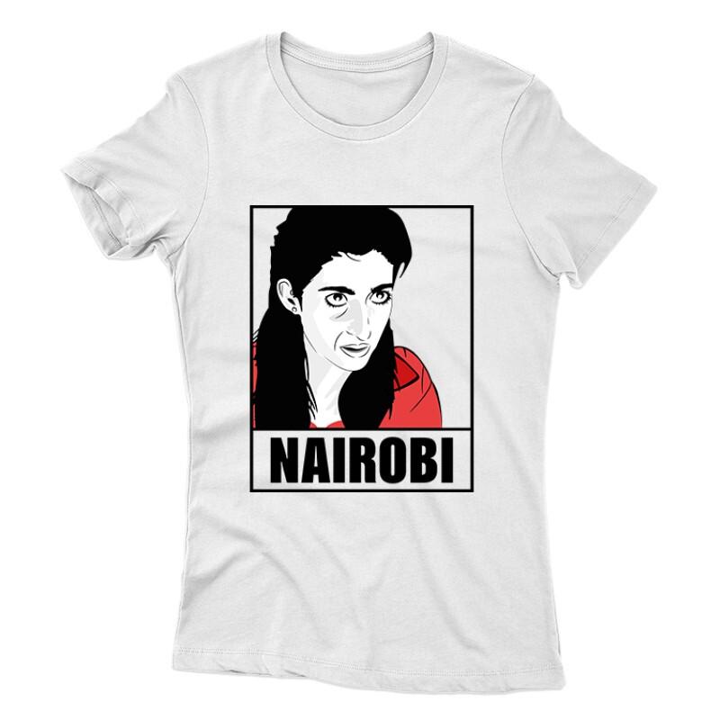 Nairobi Minimal Női póló