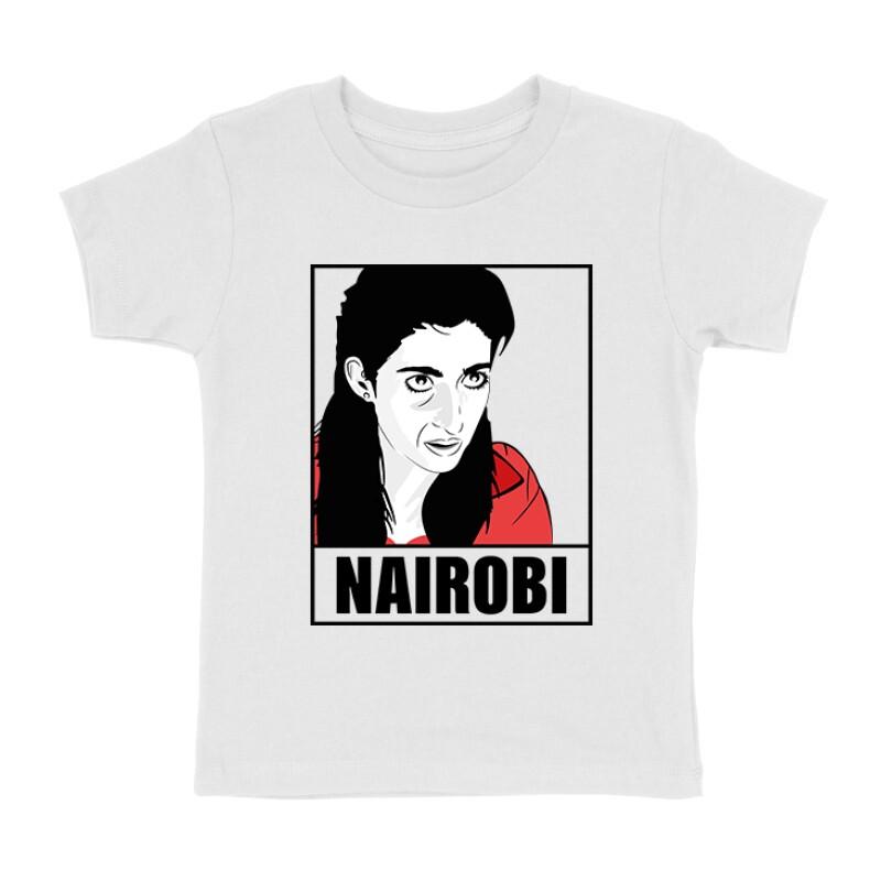 Nairobi Minimal Gyermek póló