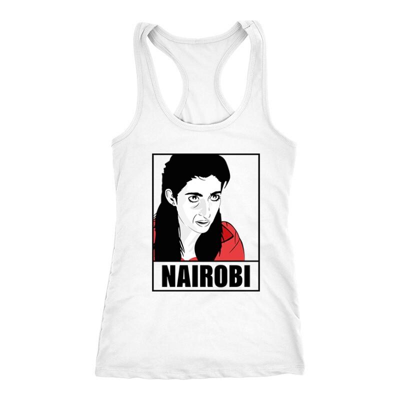 Nairobi Minimal Női Trikó