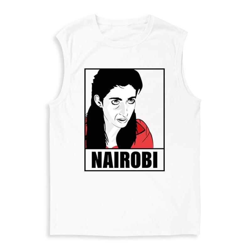 Nairobi Minimal Férfi Trikó