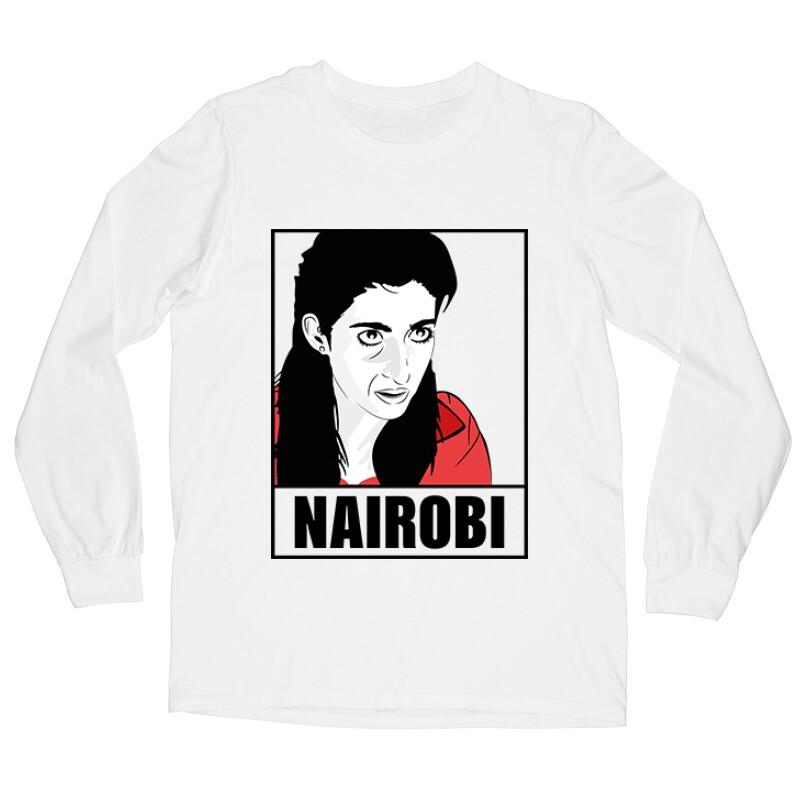 Nairobi Minimal Hosszú ujjú póló