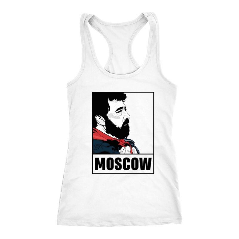 Moscow Minimal Női Trikó