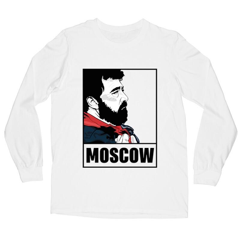 Moscow Minimal Hosszú ujjú póló