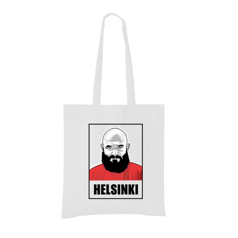 Helsinki minimal Bevásárló táska