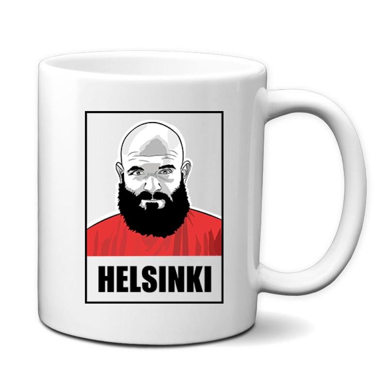Helsinki minimal Bögre