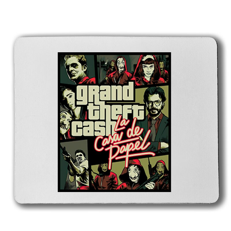 Grand Theft Cash Egérpad