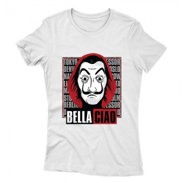 Dali Retro Női póló