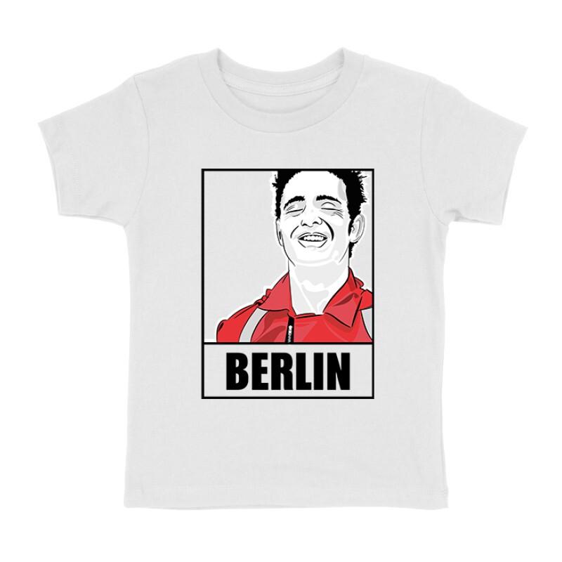 Berlin Minimal Gyermek póló
