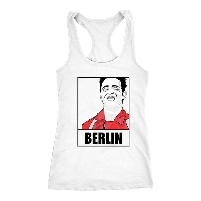 Berlin Minimal Női Trikó