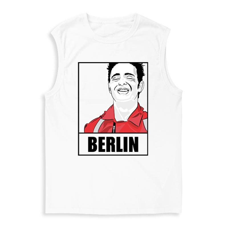 Berlin Minimal Férfi Trikó