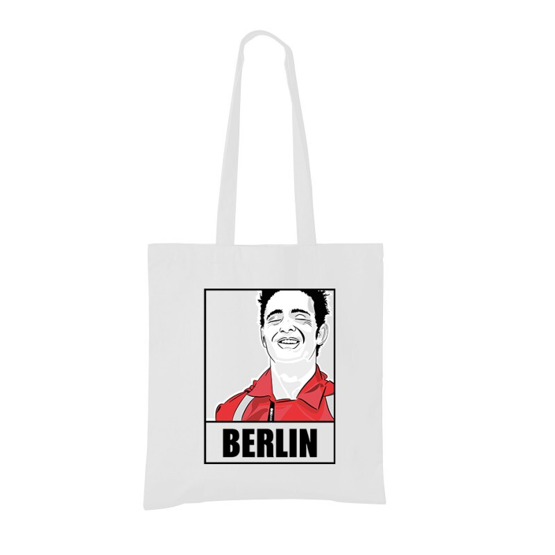 Berlin Minimal Bevásárló táska
