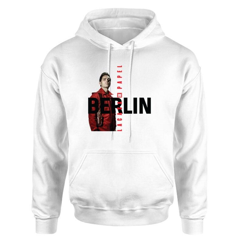 Berlin Color Unisex pulóver