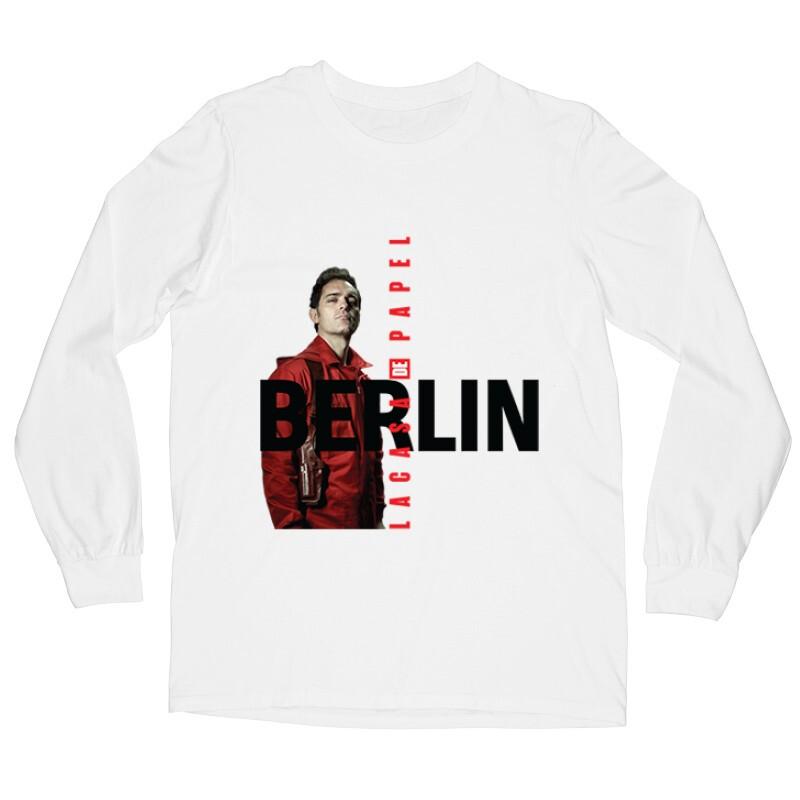 Berlin Color Hosszú ujjú póló