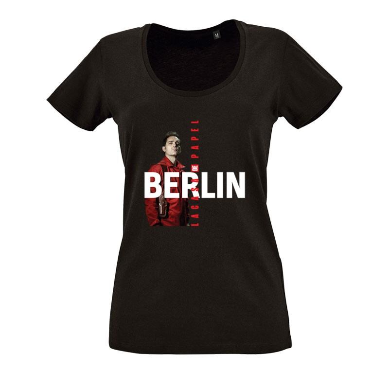 Berlin Color O nyakú női póló