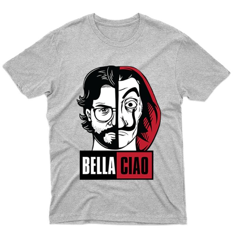 Bella Ciao Férfi póló
