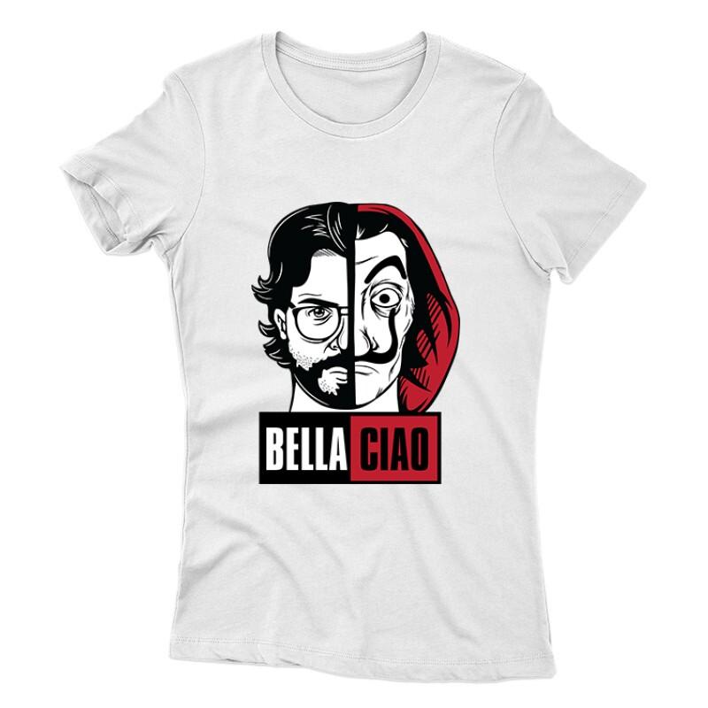 Bella Ciao Női póló