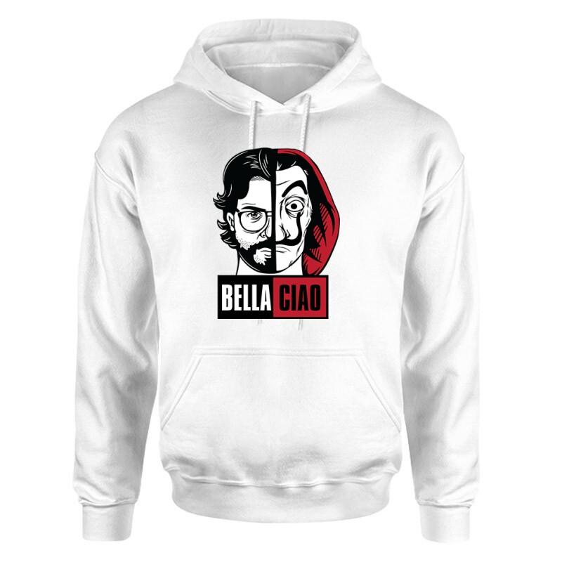 Bella Ciao Unisex pulóver