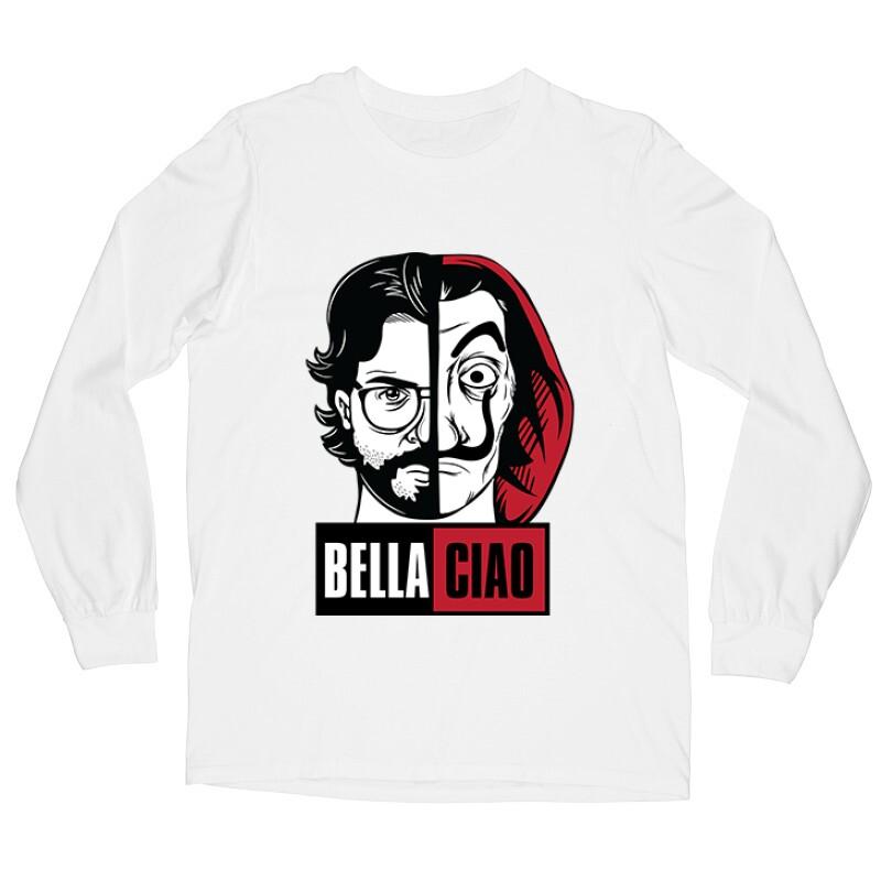 Bella Ciao Hosszú ujjú póló