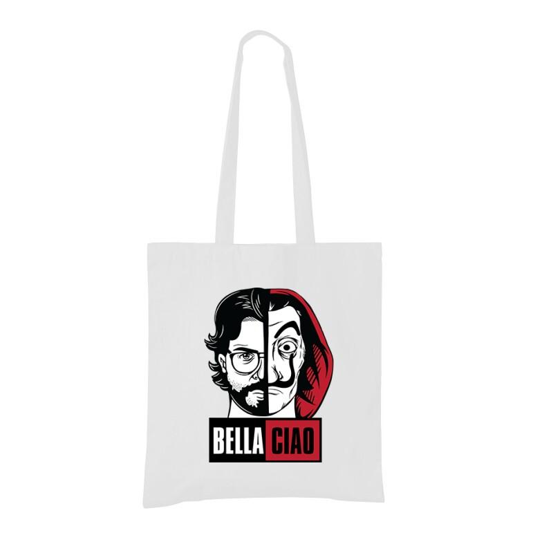 Bella Ciao Bevásárló táska