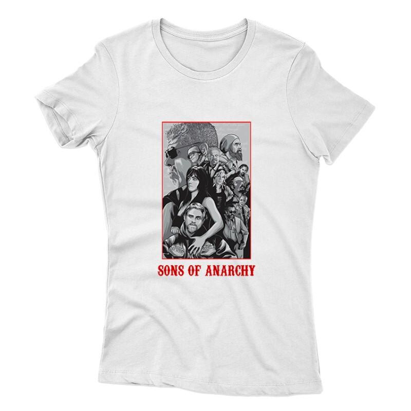 SOA Full Női póló