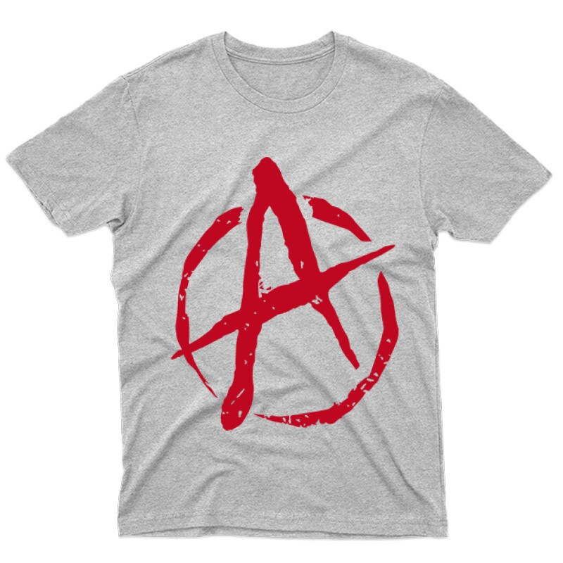 Anarchy Férfi póló