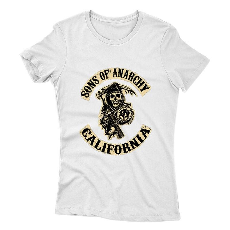 SOA Logo Női póló