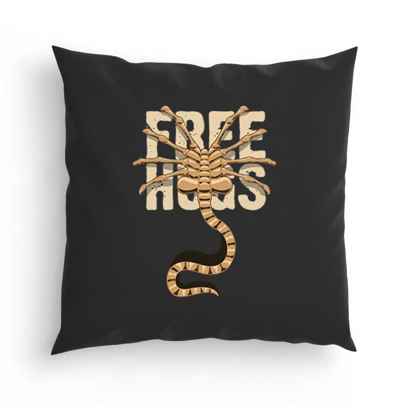 Free Hugs Párna