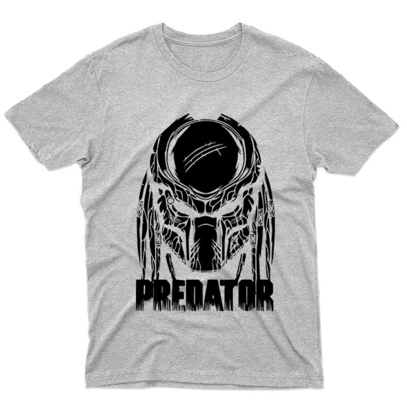 Predator Face Férfi póló