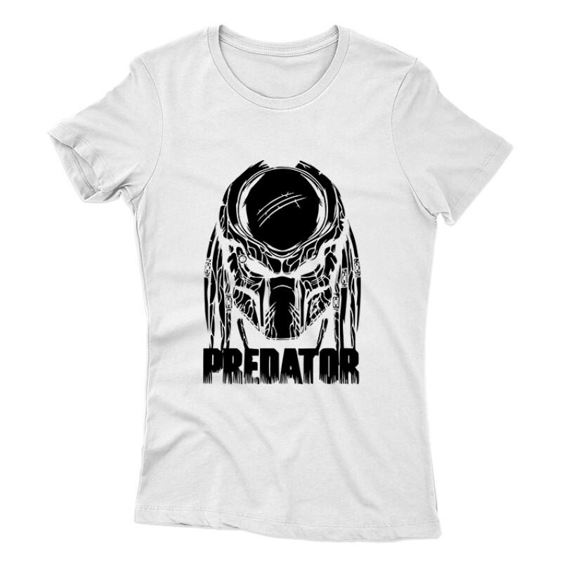 Predator Face Női póló