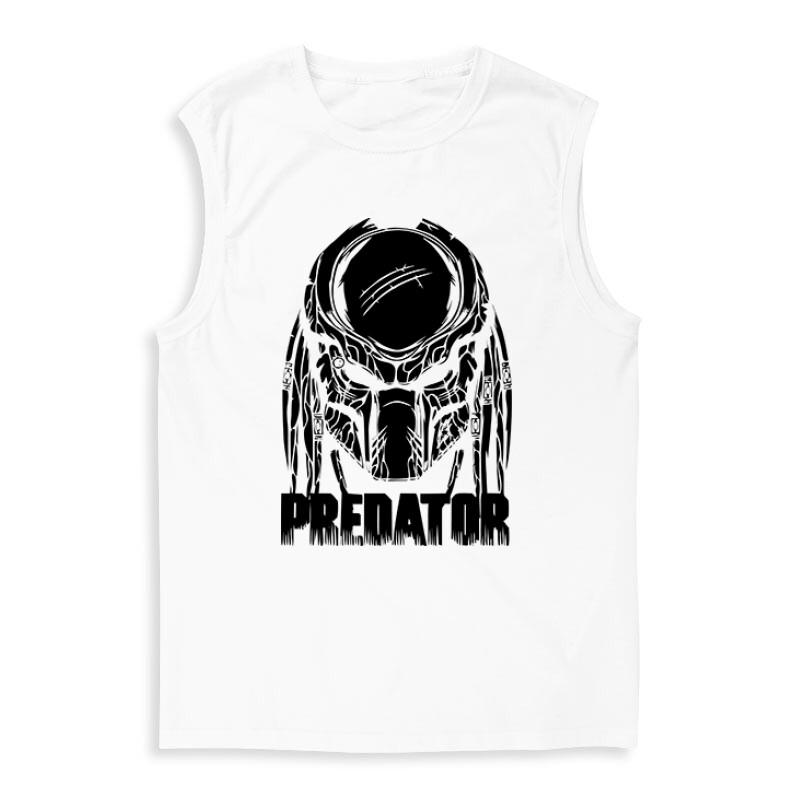 Predator Face Férfi Trikó