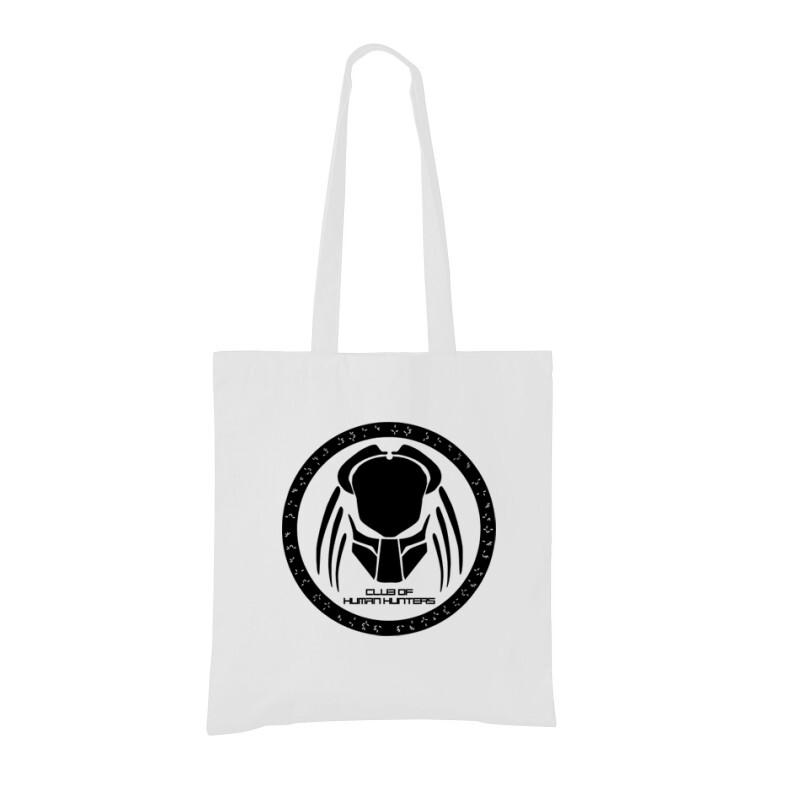 Club of Human Hunters Bevásárló táska