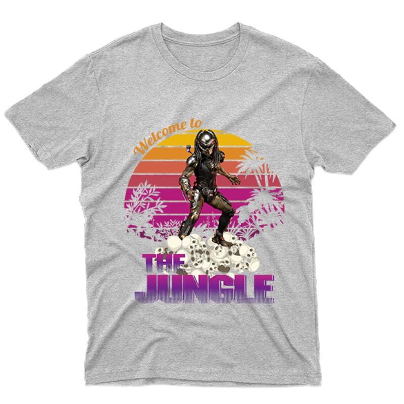 Welcome To The Jungle Férfi póló