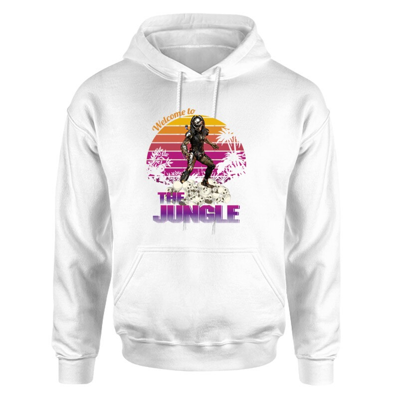 Welcome To The Jungle Unisex pulóver