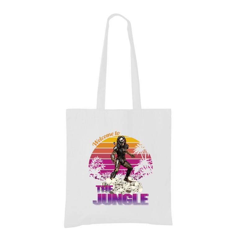 Welcome To The Jungle Bevásárló táska