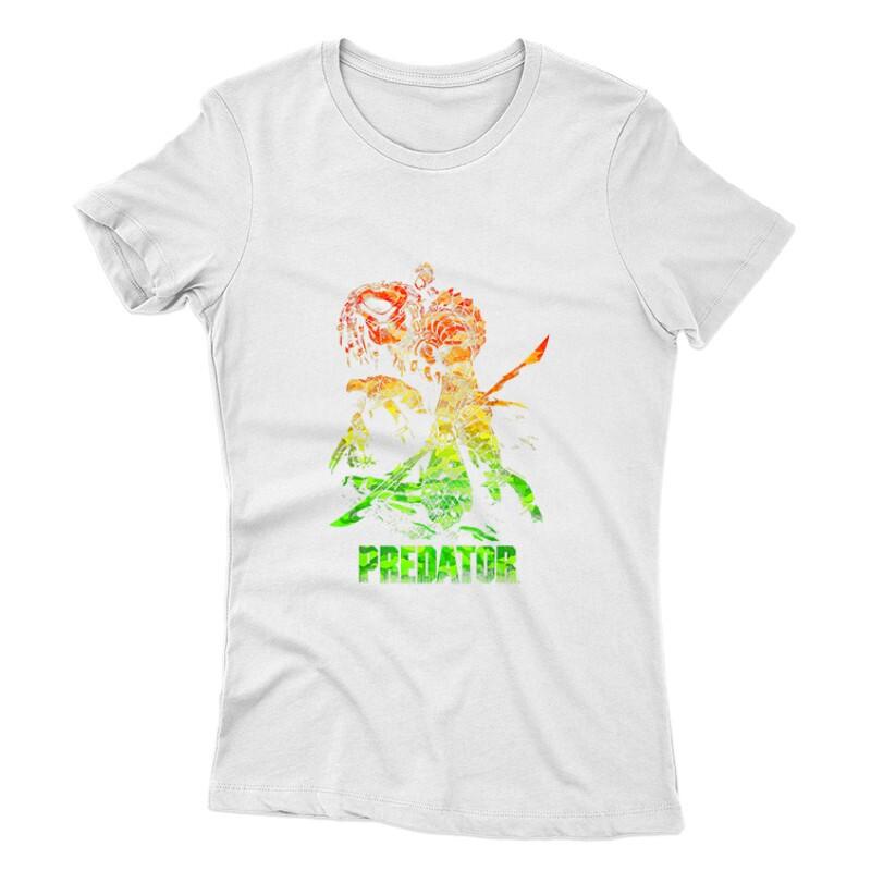 Camo Predator Női póló