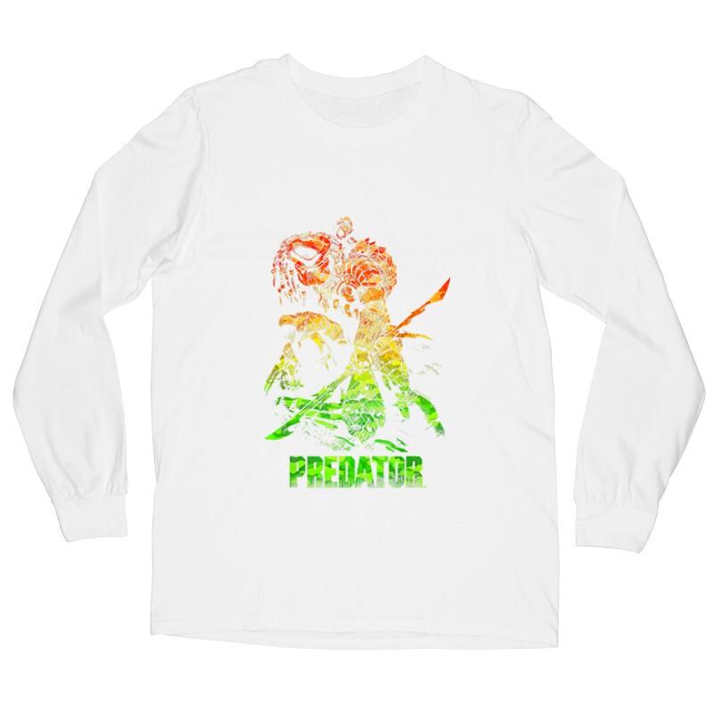 Camo Predator Hosszú ujjú póló