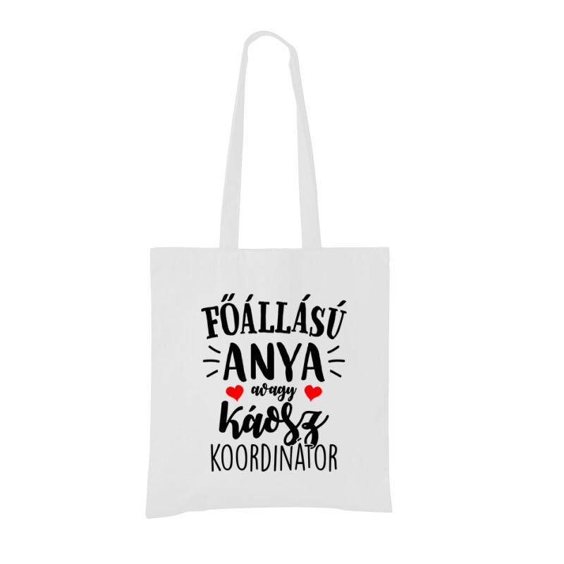 Főállású Anya Bevásárló táska