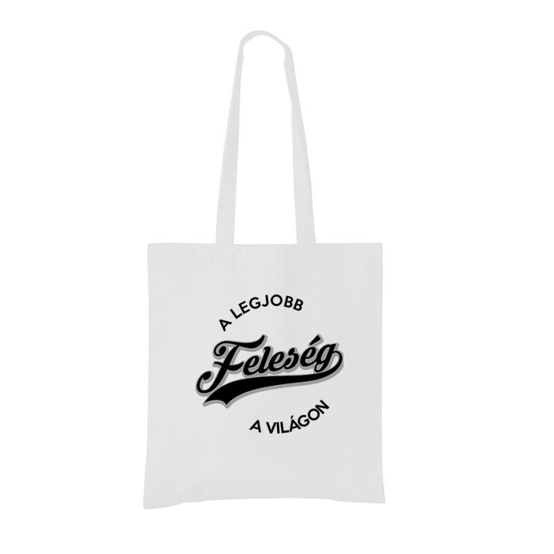 Legjobb Feleség Bevásárló táska