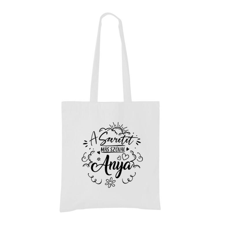 Szeretet Más Szóval Bevásárló táska