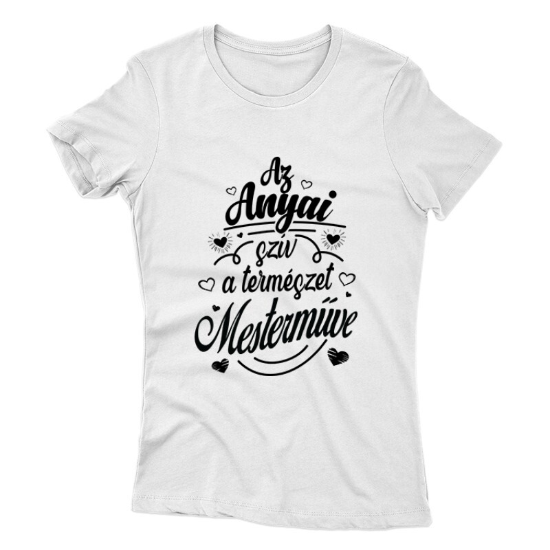 Anyai Szív Női póló